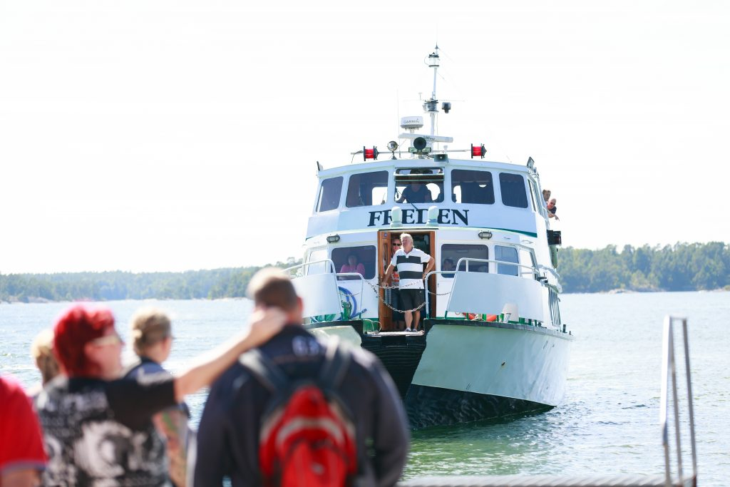 Skärgårdstrafiken i Västervik
