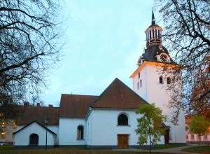 Sankta Gertruds kyrka i Västervik