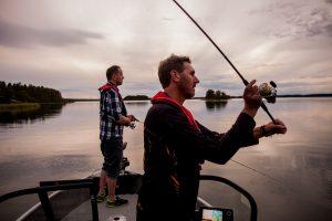 Fiskare i Västerviks skärgård