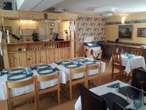 Gourmetköket i Almvik