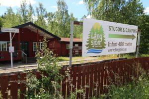 Långsjöns Camping