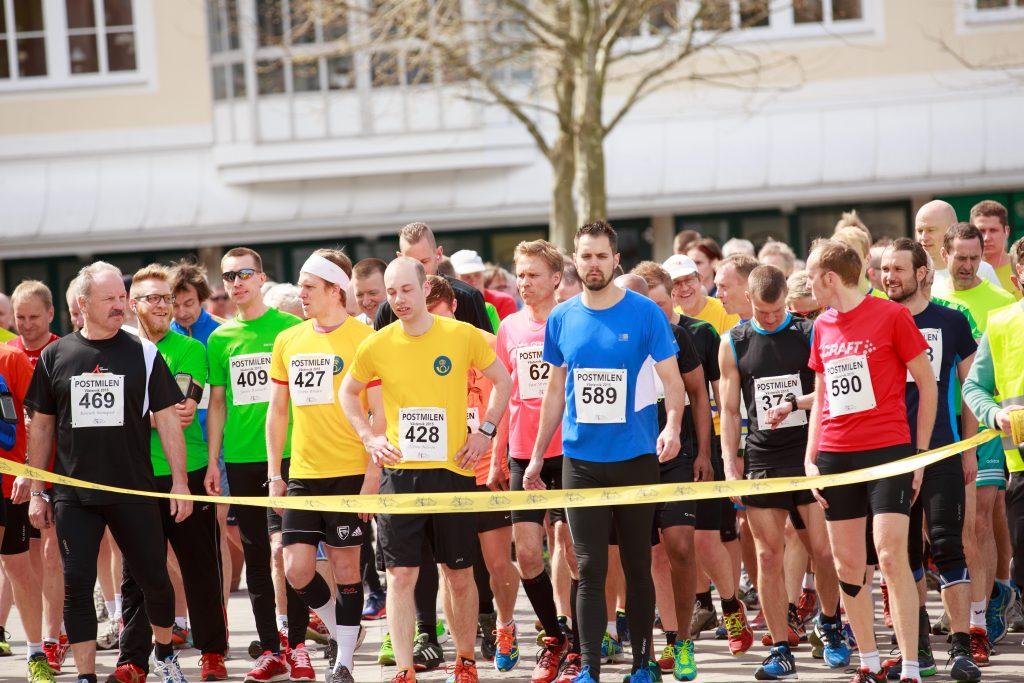 Springtävling i Västervik