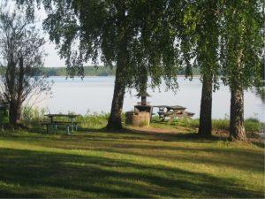 Camping i Odensvi