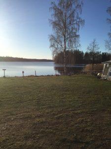 Campingplats i Odensvi