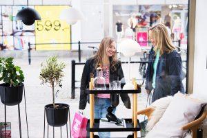 Shopping i Västervik