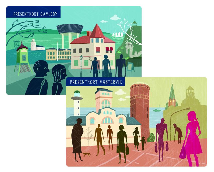 Presentkort Västervik & Gamleby