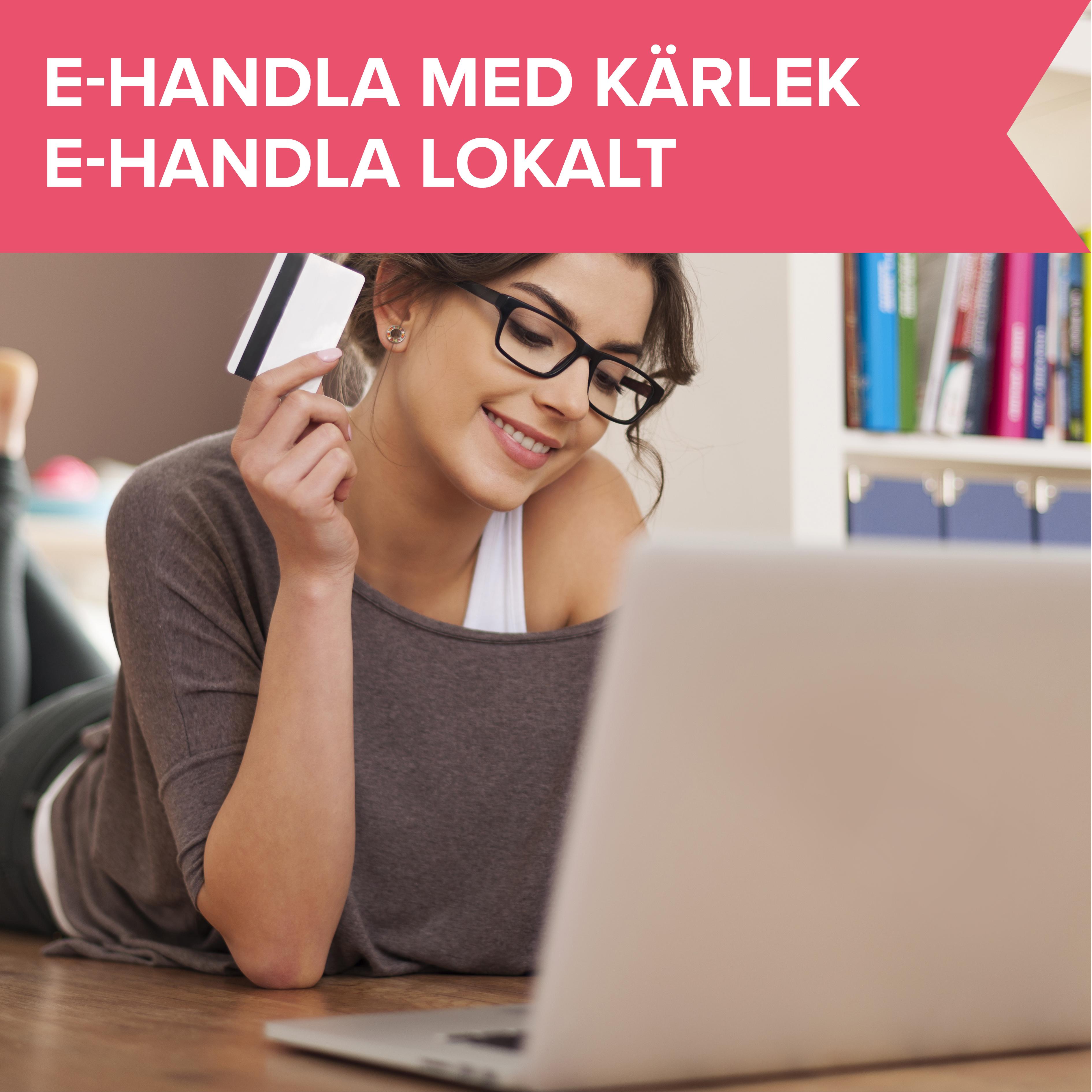 e-handla lokalt