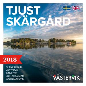 Skärgårdsbroschyr 2018