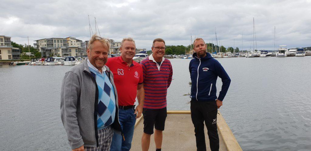 Storebro-båtar till Västervik