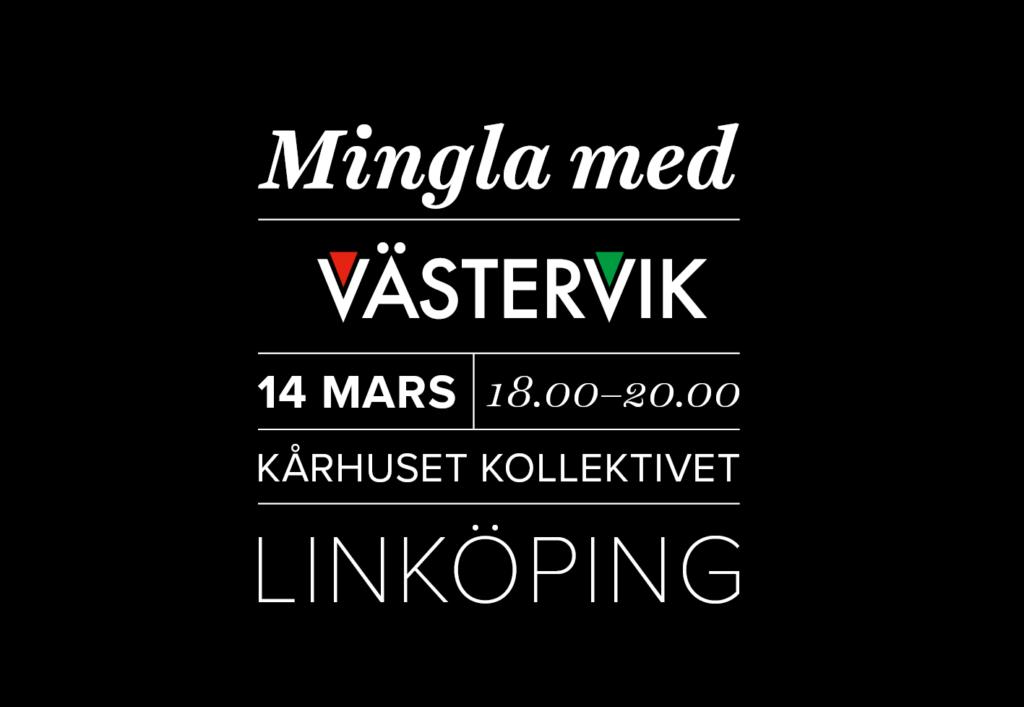 linköping till västervik