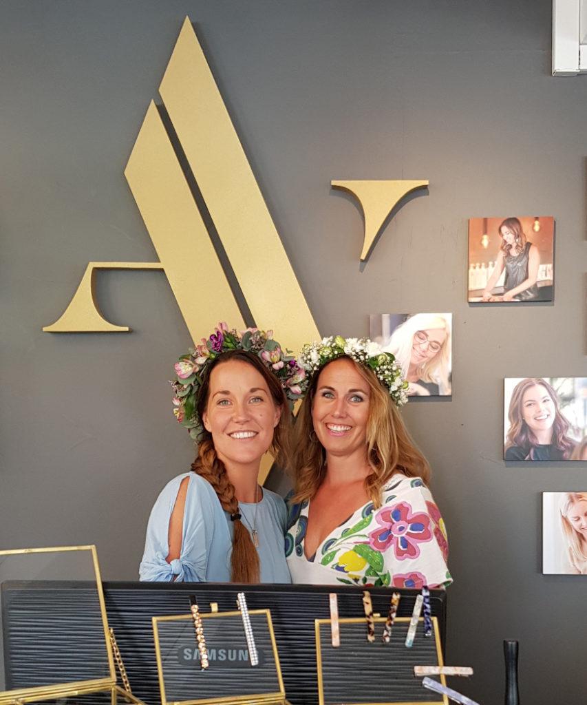 Anette Bergström , Veronica Ericsson Amici, Västervik