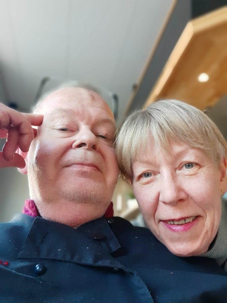 Ann-Margret (Greta) Kron Håkan Johansson Gourmetköket Torget 1, Gamleby