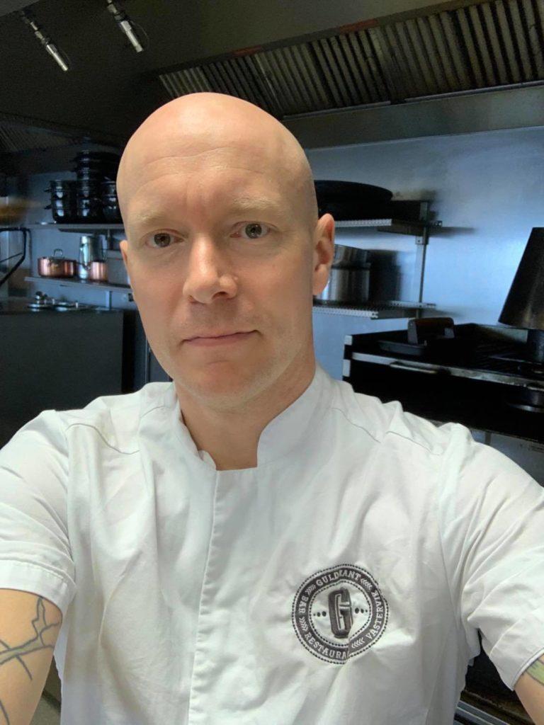 Henrik Arkåsen, Restaurang Guldkant