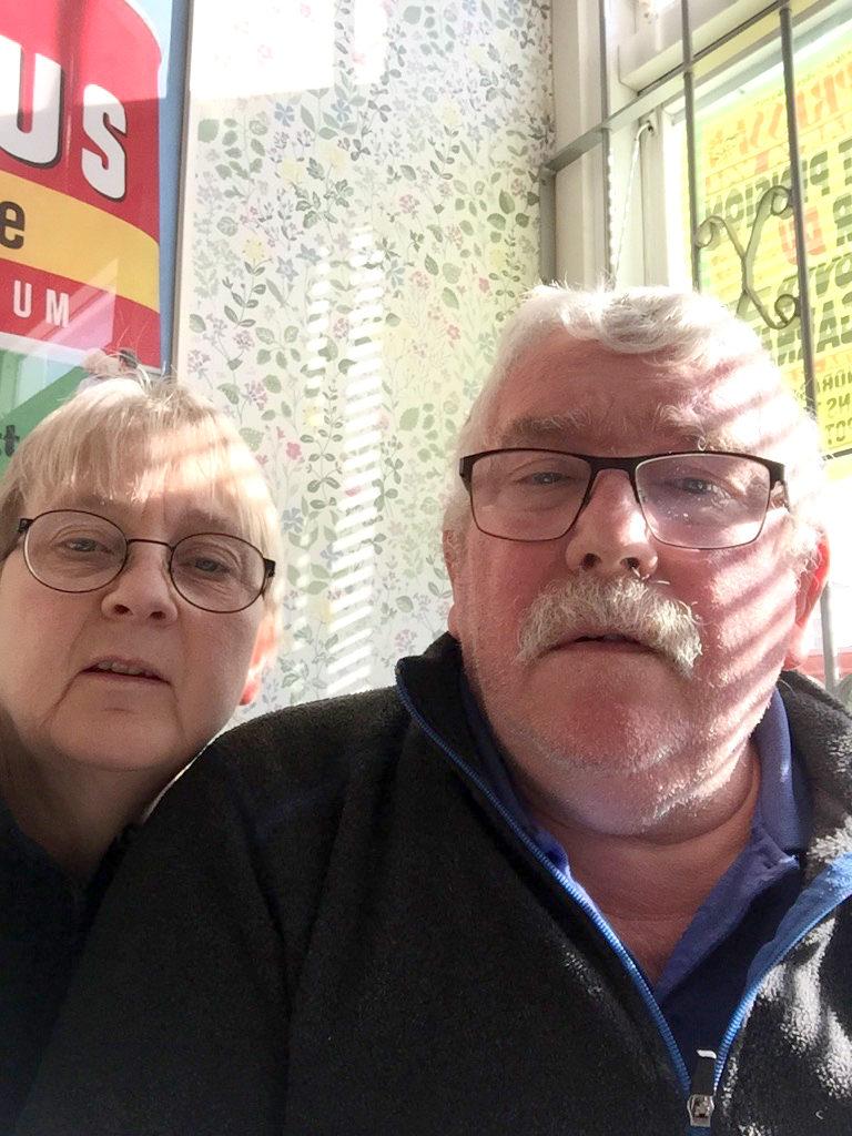 Karin och Torbjörn Larsson, Ukna Diversehandel
