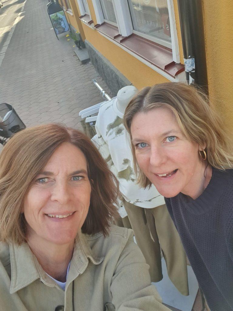 Louise Helmer Fasting Anne Helmer Smedmark Såininorden , Västervik