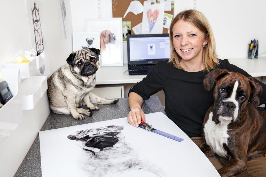 Sofie Sjöstrand Porträtt & Design, Västervik