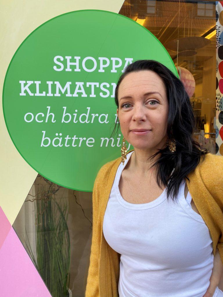 Stina Qubti Busfrö Nytt & Bytt, Västervik
