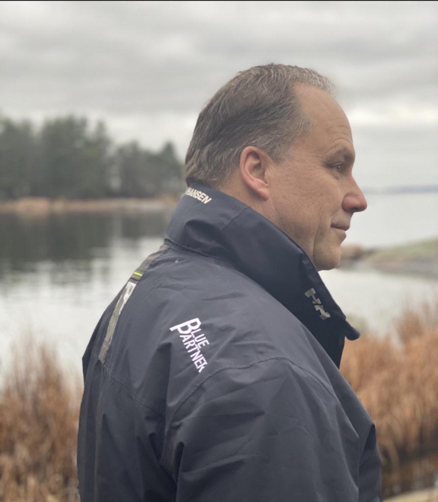 Thomas Ragnarsson, Blue Partner AB, Västervik