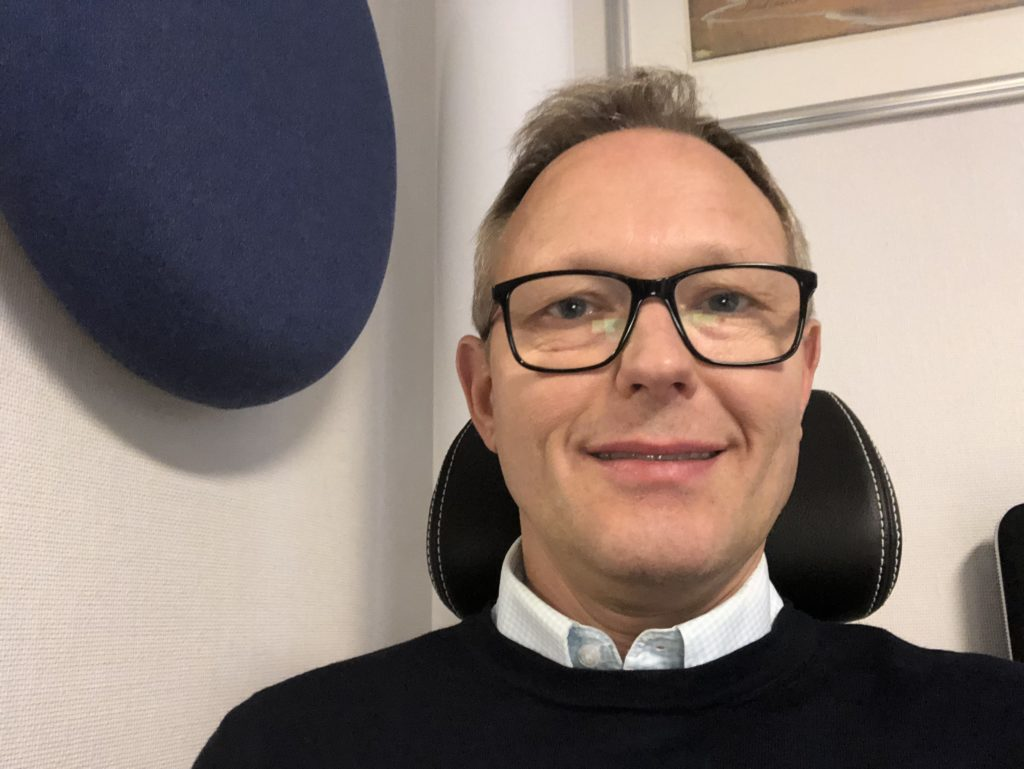 Torbjörn Jansson, Västerviks Kontorsservice