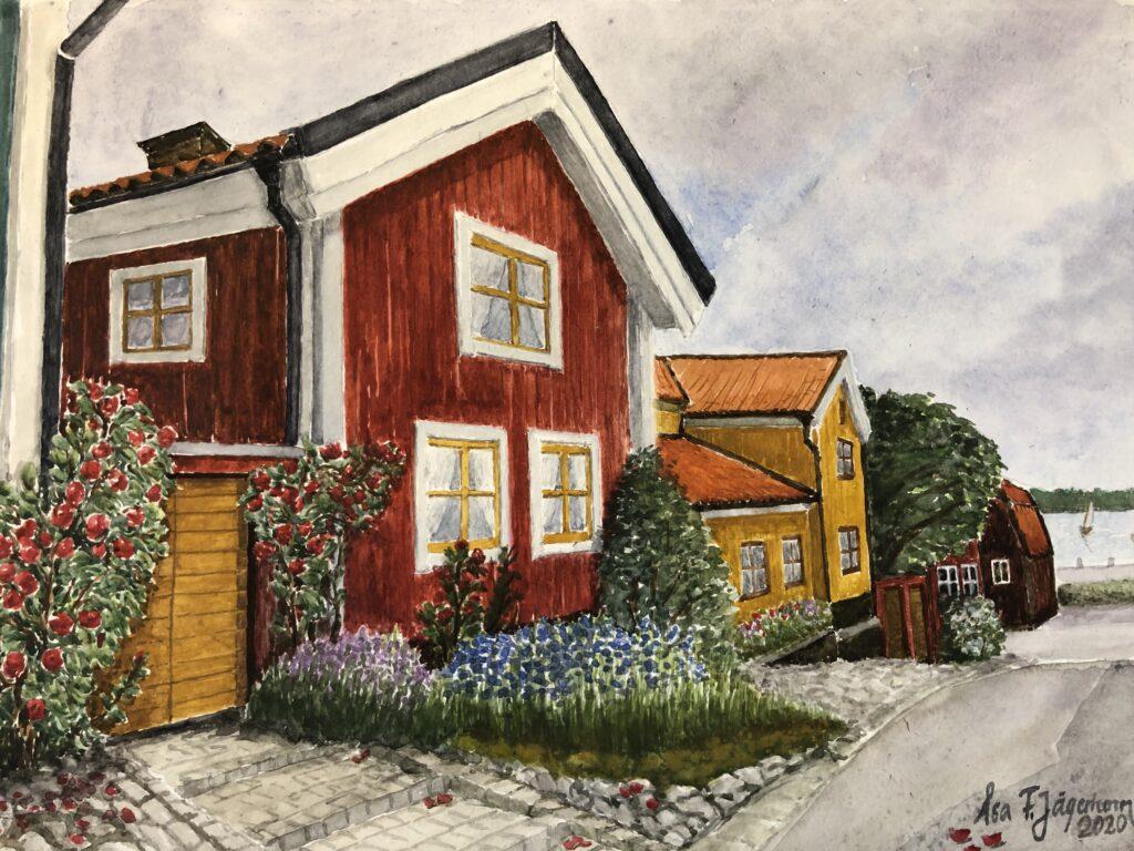 Åsa F Jägerhorn