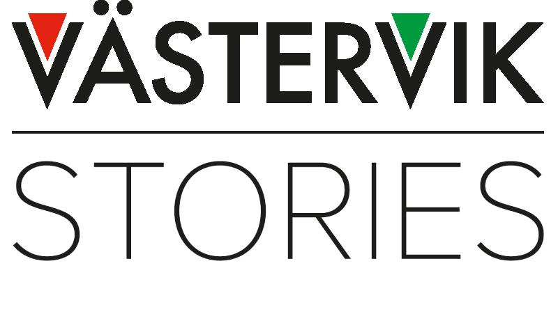 VÄSTERVIK STORIES HiStory logotyp