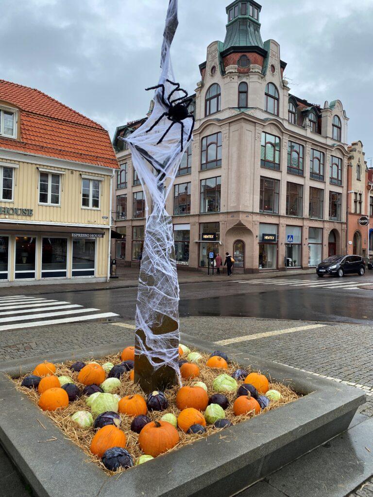 halloween stora torget